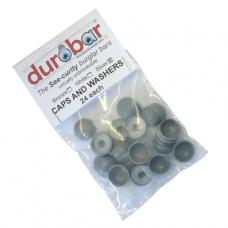 Durobar Caps & Washers
