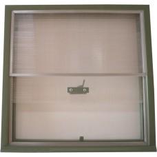 Slide Shed Window