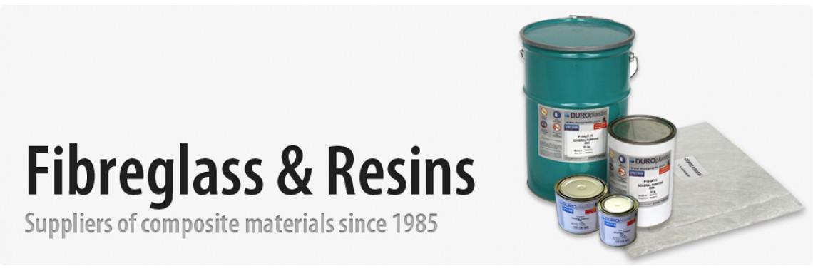 Fibreglass & Resins